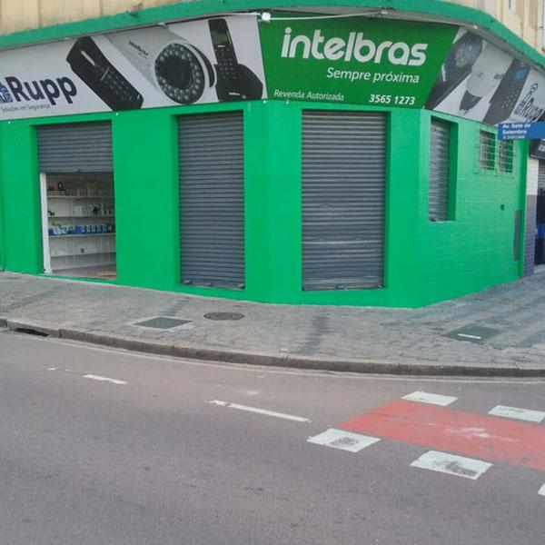 fachadas de lojas comercio empresas